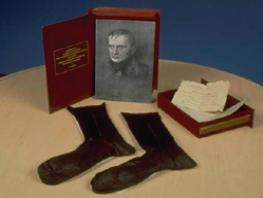 Napoleon's Socks - Bata Shoe Museum
