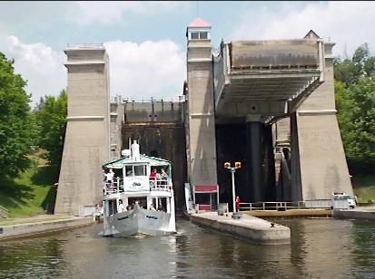 Canada Cool I Peterborough Highest Hydraulic Lift Lock